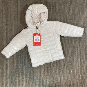 NEW North Face Infant 6-12M Reversible Jacket